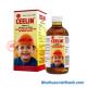 Ceelin – Siro phòng ngừa và điều trị thiếu Vitamin C ở trẻ em và trẻ sơ sinh