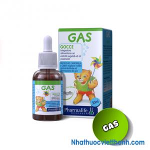 Gas Bimbi - Thảo dược chuẩn hóa châu Âu đặc trị nôn trớ, đầy bụng trẻ nhỏ