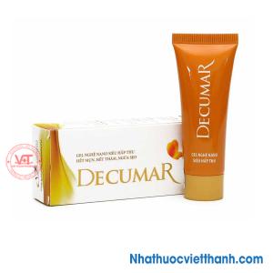 Decumar - Gel Nghệ Nano trị mụn