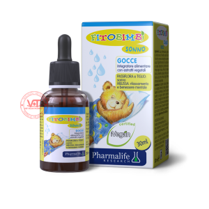 Fitobimbi SONNO – Thảo dược giúp trẻ ngủ ngon