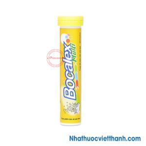 Viên sủi bổ sung vitamin và khoáng chất Bocalex Multi (Tuýp 20 viên sủi)